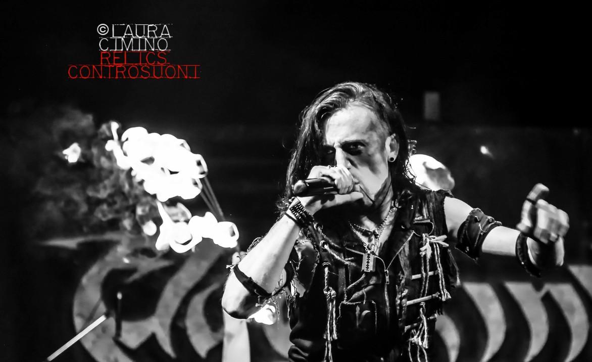 Elvenking live @Sinistro Fest, Cerreto Guidi (foto di Laura Cimino)