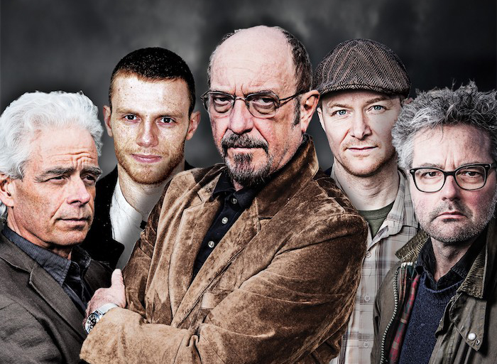 JETHRO TULL: firmano con Inside Out Music