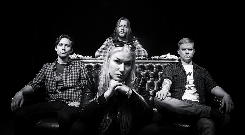 """JO BELOW: online il nuovo singolo dei rockers finlandesi, """"I Confess"""""""