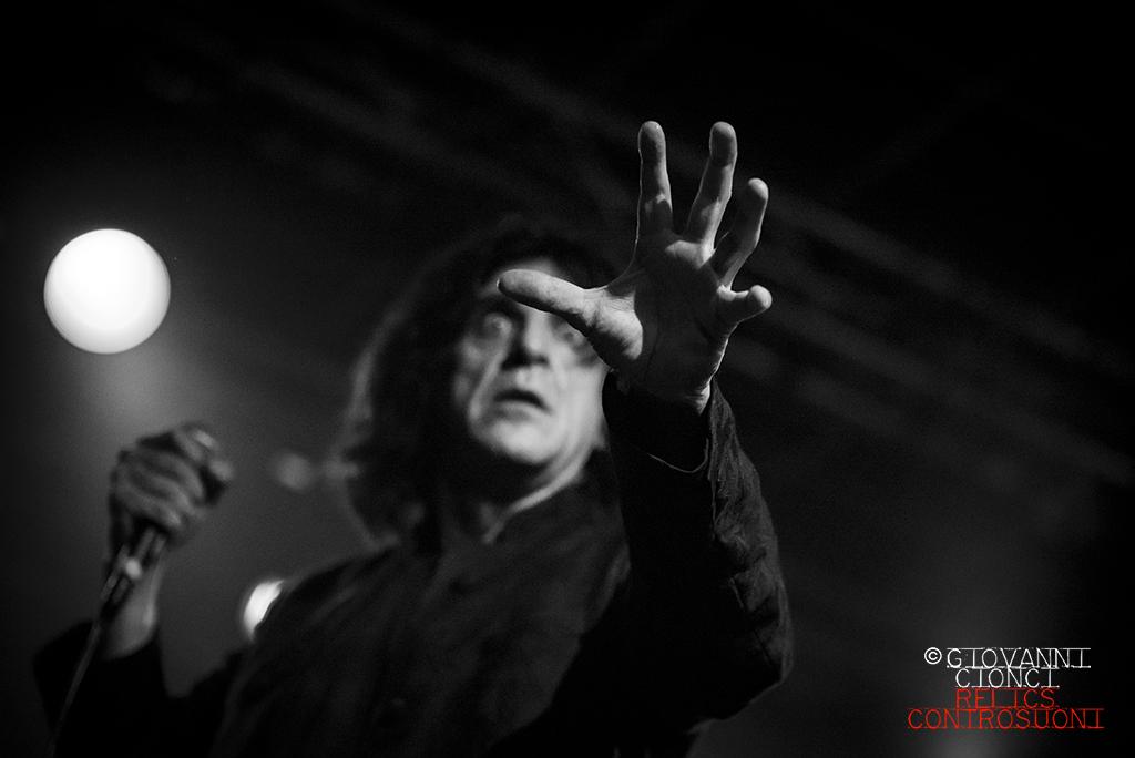Killing Joke live @ Campus Industry Music - Parma (foto di Giovanni Cionci)