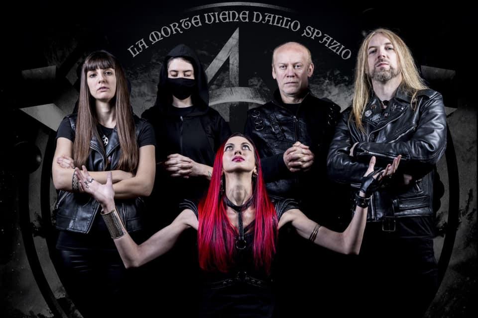 """LA MORTE VIENE DALLO SPAZIO: in streaming il nuovo album""""Trivial Visions"""""""