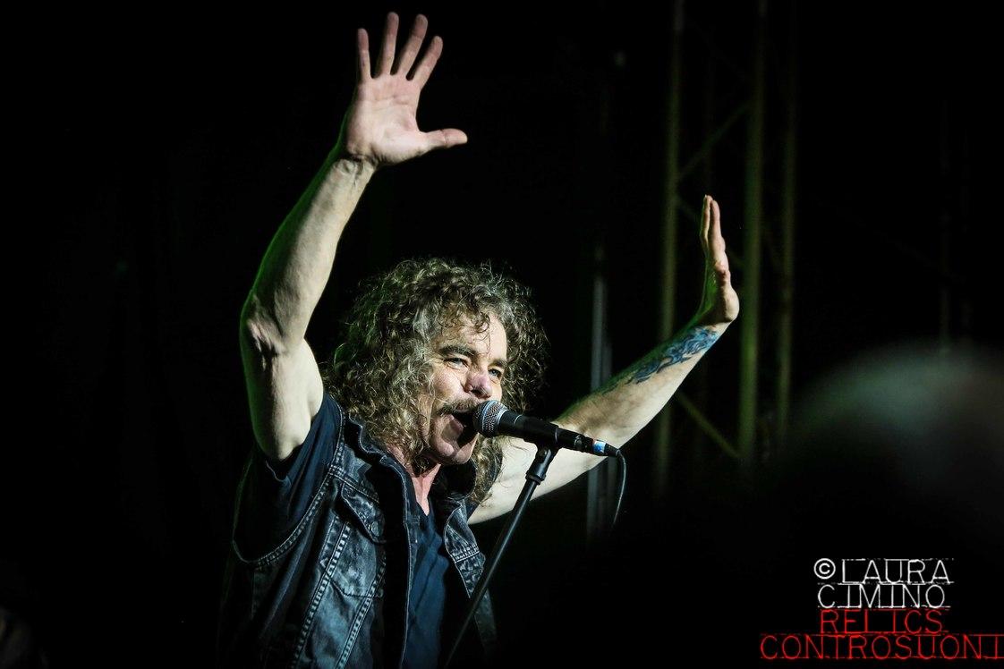 Killfest Tour live 2019 @ Vidia Club - Cesena (Laura Cimino - Foto / Luca Battaglia - Press)