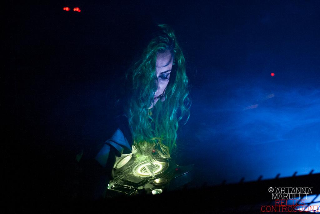 Sick N' Beautiful @Jailbreak Live Club, Roma (foto di Arianna Marulli)