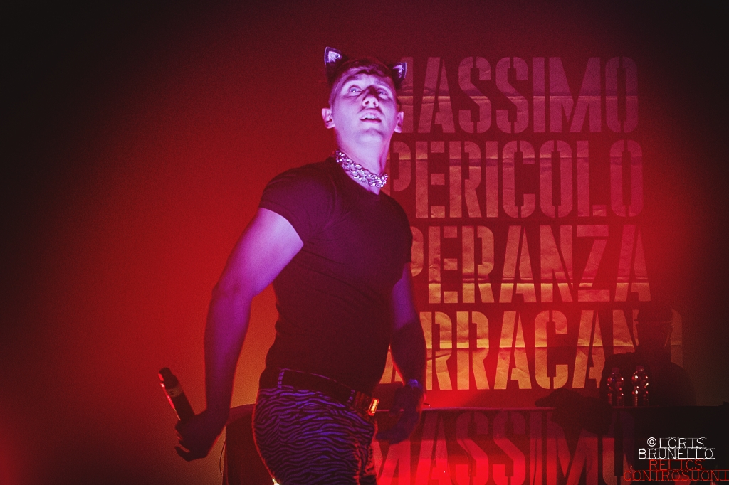 Massimo Pericolo - Speranza - Barracano @Teatro Della Concordia, Venaria Reale – TO (foto di Loris Brunello)