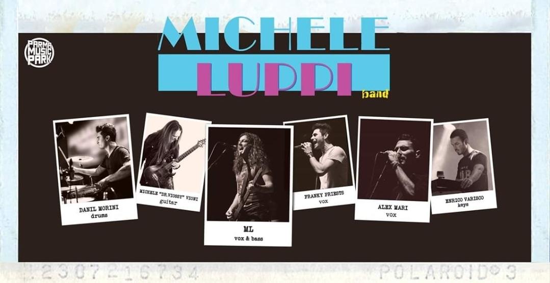 Michele Luppi Band: Live al Parma Music Park il prossimo 31 Maggio