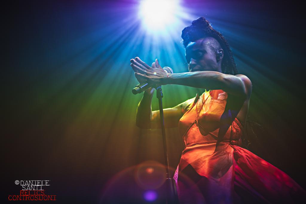 Morcheeba live@ Auditorium parco della Musica Roma (foto di Daniele Santi)