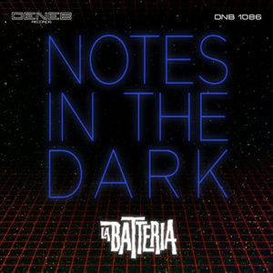La Batteria - Notes In The Dark (Flipper, 2020) di Gianni Vittorio