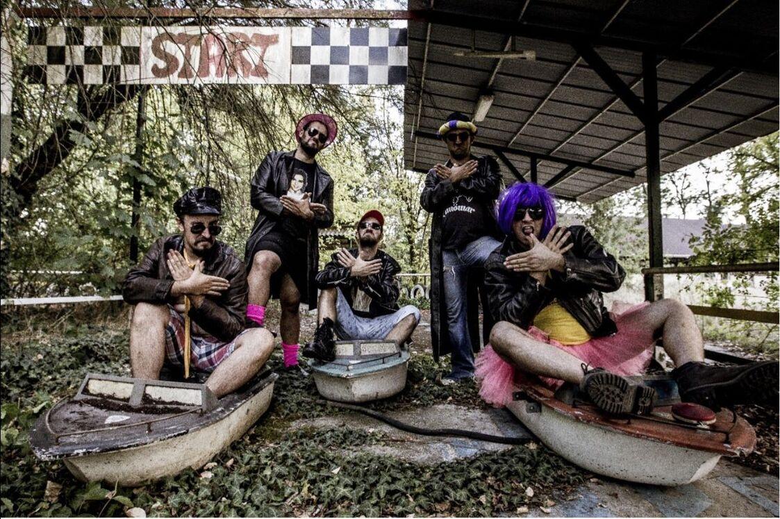 """NANOWAR OF STEEL: pubblicano il nuovo singolo """"La Maledizione di Capitan Findus"""""""