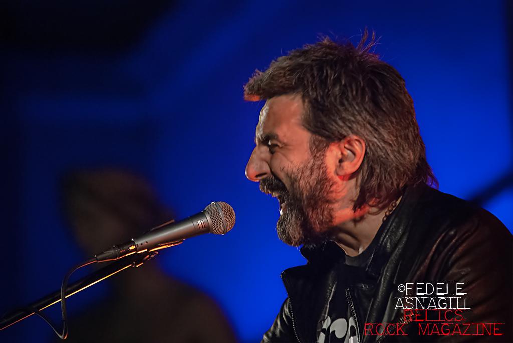 Omar Pedrini @Parco Tittoni, Desio (foto di Fedele Asnaghi)