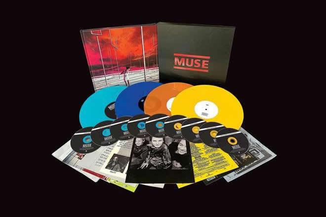 """Muse: annunciato il cofanetto """"Origin Of Muse"""""""