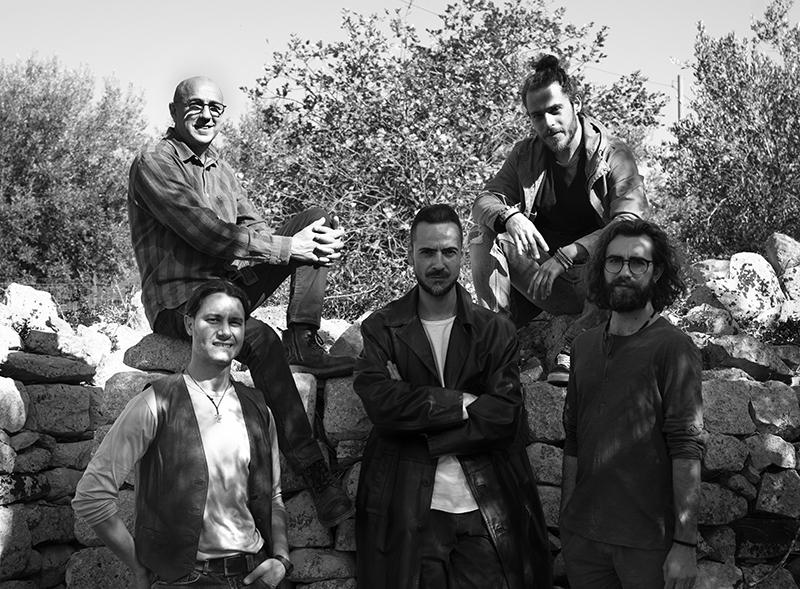 """OSTINATI: disponibile il nuovo album, """"Stone Wall"""""""