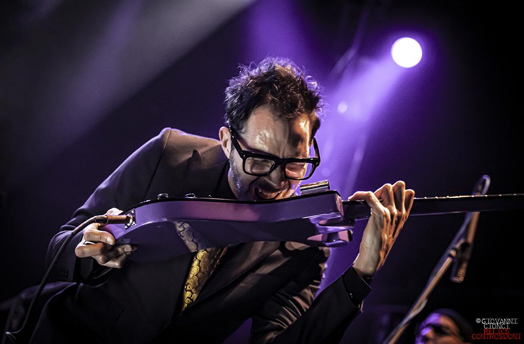Paul Gilbert @Druso, Ranica -BG- (Foto di Giovanni Cionci)
