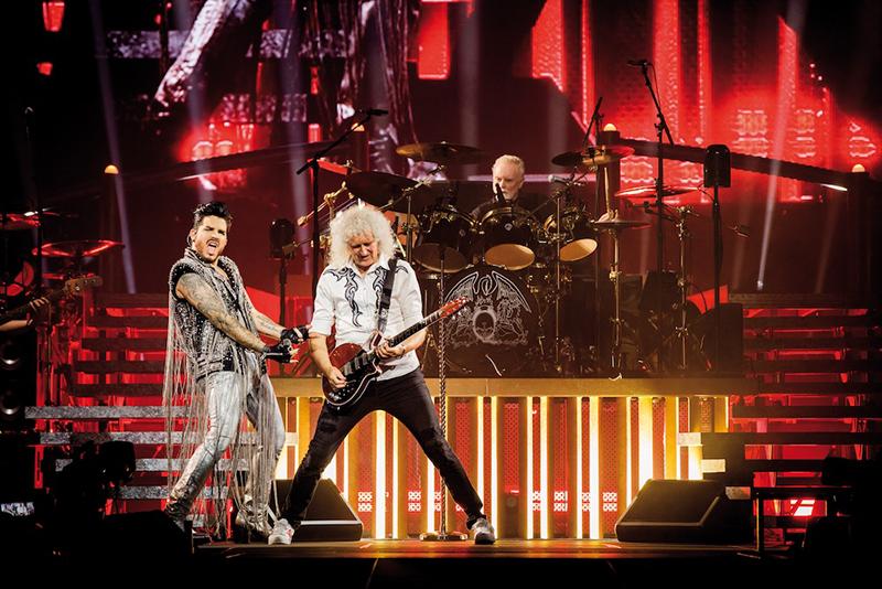 Queen + Adam Lambert: tour rinviato al 2022, nuova data italiana prevista a luglio