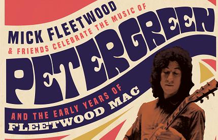 MICK FLEETWOOD & FRIENDS: pubblicato nuovo video, con Billy Gibbons e Steven Tyler, del live in uscita ad Aprile