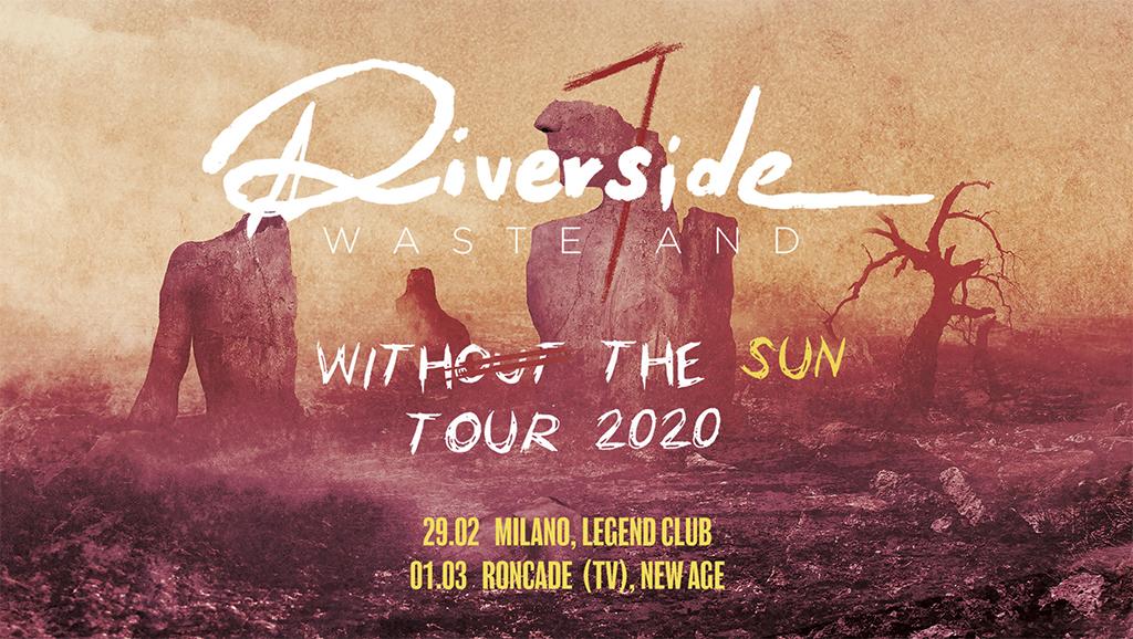 Riverside: due date italiane nel 2020