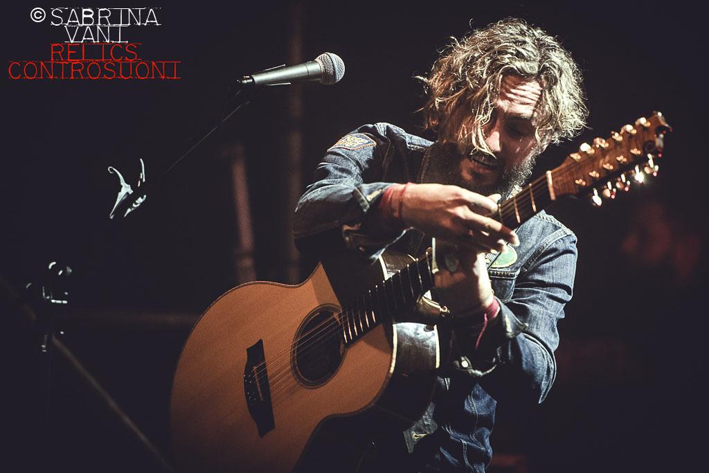 John Butler Trio @ Atlantico Live, Roma (foto di Sabrina Vani)
