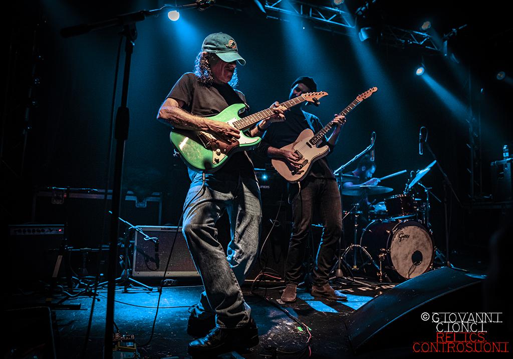 Scott Henderson Trio @Druso, Ranica (BG) - (foto di Giovanni Cionci, testo di Luca Valerio)