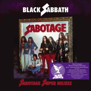 BLACK SABBATH: Sabotage (Super Deluxe Edition)