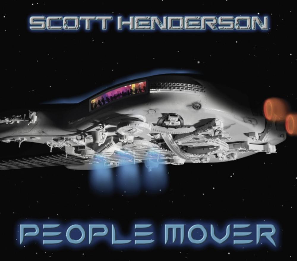 Scott Henderson Trio - Live al Druso di Ranica (BG) il 3 Novembre