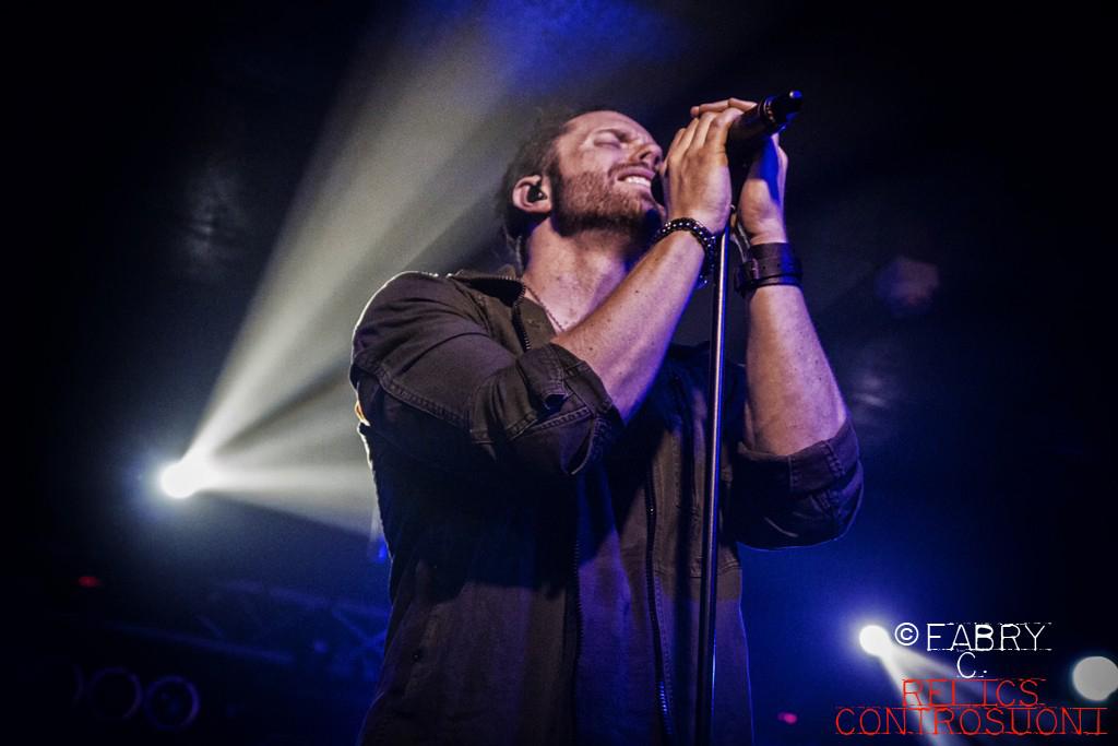 Seventh Wonder @Dagda Live Club, Retorbido (PV) (foto di Fabry C.)