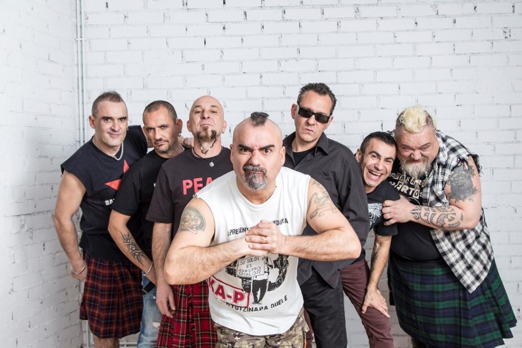 SKA-P: due grandi date in Italia per il ritorno della band spagnola