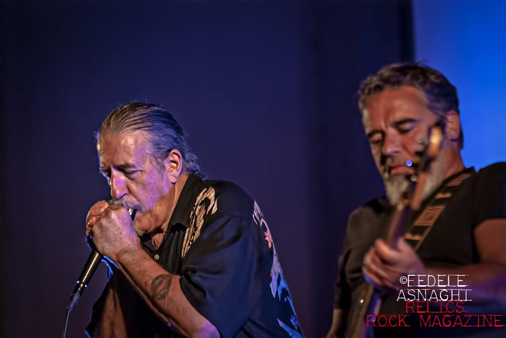 Treves Blues Band @Parco Tittoni, Desio (foto di Fedele Asnaghi)