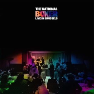 The National – Boxer Live In Brussels (4AD, 2018) di Giuseppe Grieco