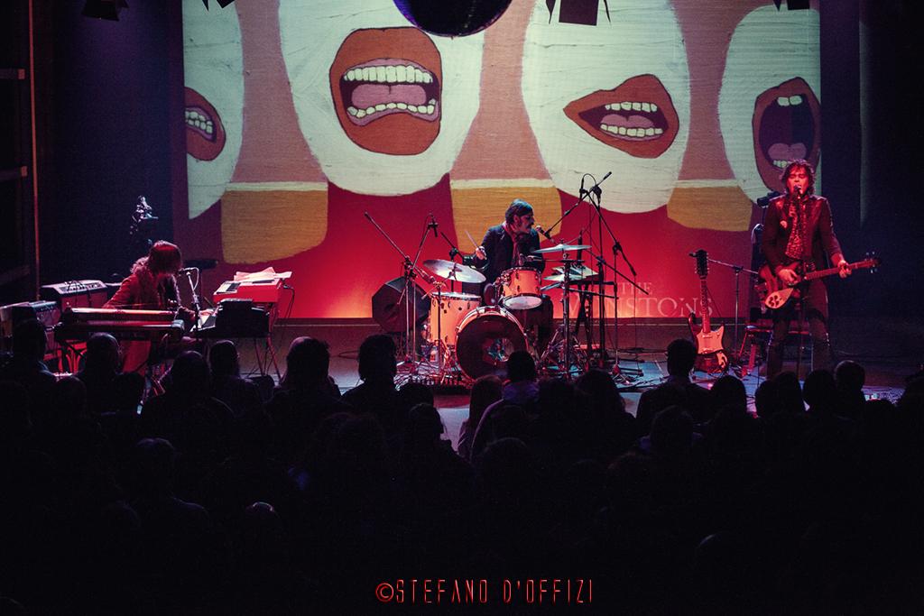 The Winstons feat. Rodrigo D'Erasmo + Morgan, minitour in partenza