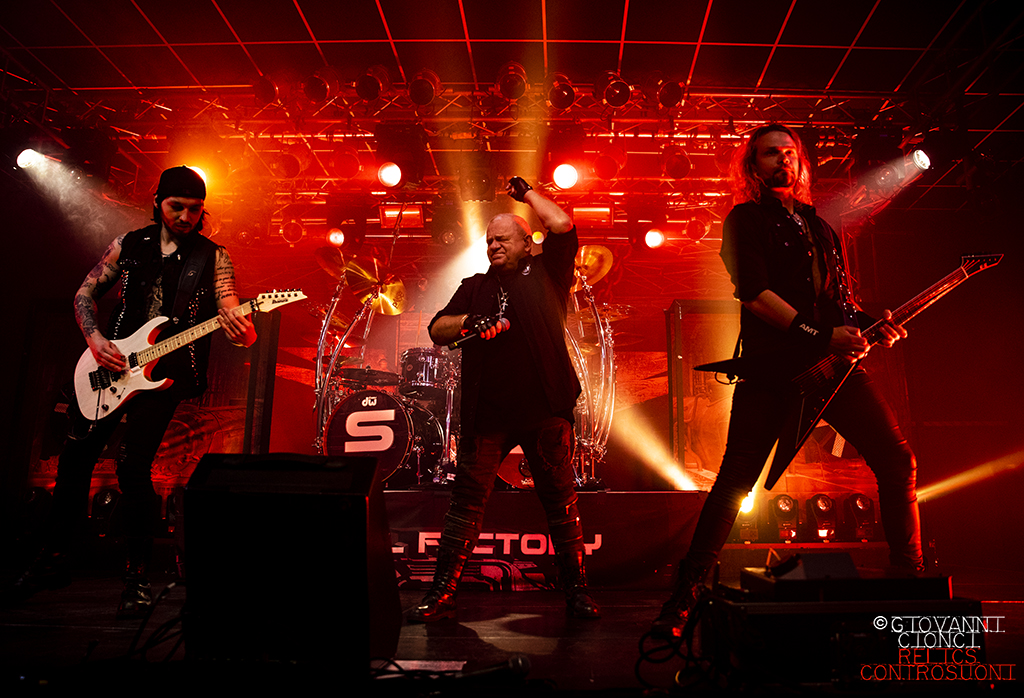 U.D.O. live @ Campus Industry Music - Parma (foto di Giovanni Cionci)