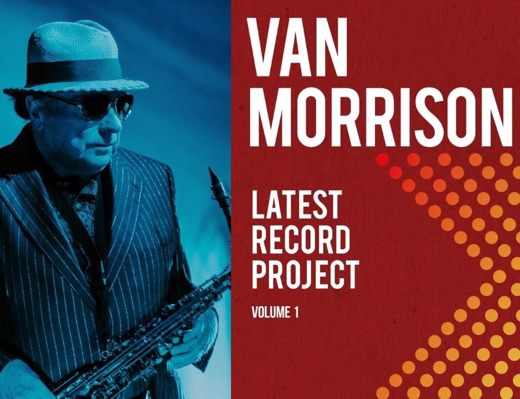 VAN MORRISON: nuovo album doppio in uscita a Maggio - title track disponibile da oggi