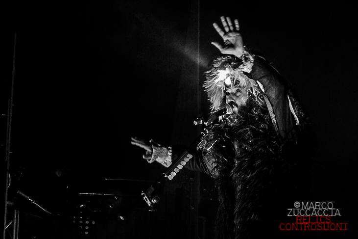 Vinicio Capossela @Teatro Morlacchi, Perugia (foto di Marco Zuccaccia)