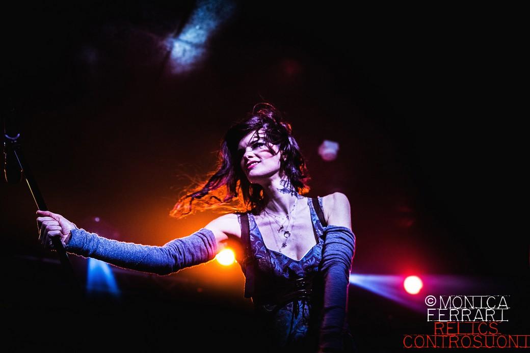 Visions of Atlantis @Dagda Club, Retorbido -Pv- (foto di Monica Ferrari)