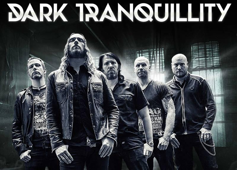 LUPPOLO IN ROCK 2019 - CREMONA: 11 Luglio, confermati i Dark Tranquillity