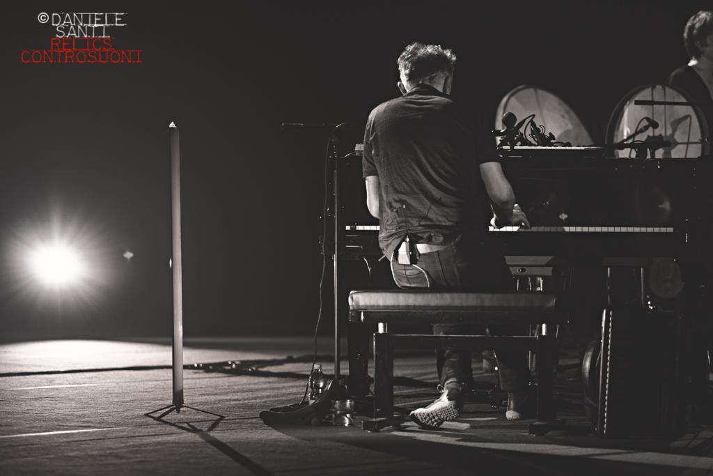 Yann Tiersen @ Auditorium della Conciliazione di Roma ( foto di Daniele Santi)