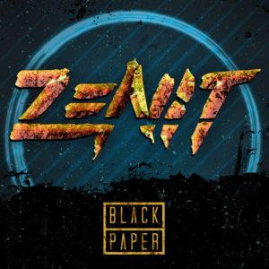 Zenit - Black Paper (Time To Kill Records, 2019) di Alessandro Magister