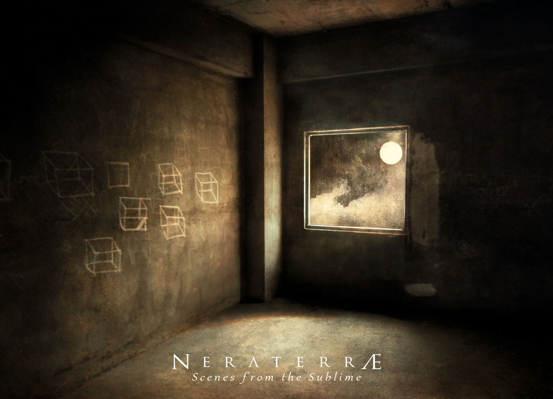NERATERRÆ - Scenes From The Sublime (Cyclic Law, 2020) di Giuseppe Grieco