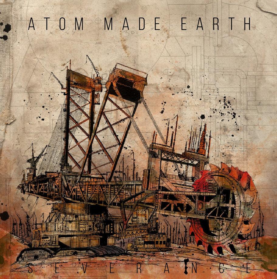Atom Made Earth – Severance (Autoproduzione, 2019) di Giuseppe Grieco