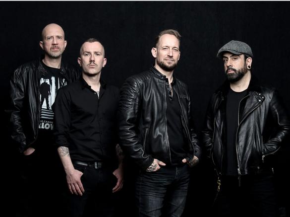 """VOLBEAT: il tour europeo fa tappa in Italia il 14 ottobre. La band ritorna con il nuovo album """"Rewind, Replay, Rebound"""""""