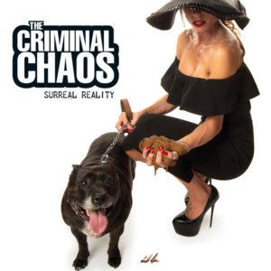 The Criminal Chaos - Surreal Reality (Autoproduzione, 2019) di Mr. Wolf