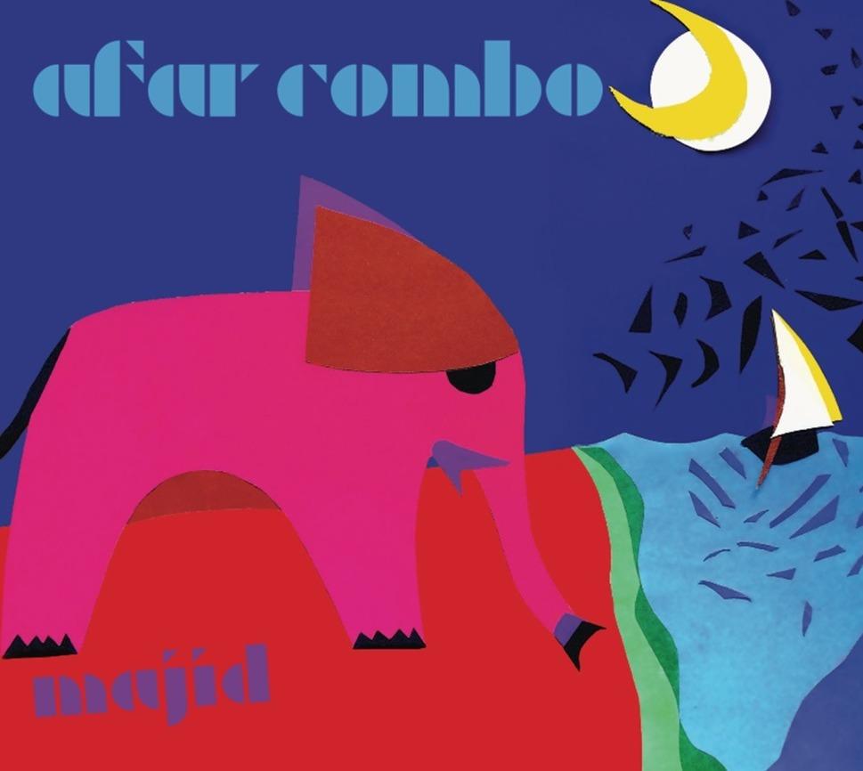 Afar Combo - Majid (Music Force/Toks Records, 2018) di Giuseppe Grieco