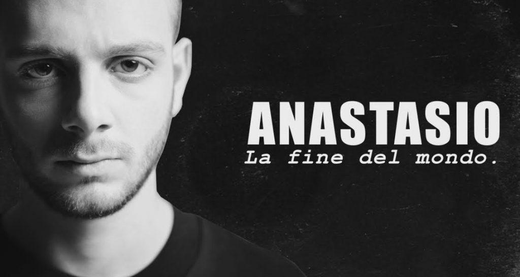 """Anastasio: annunciate altre nuove date per """"La Fine Del Mondo Tour 2019"""""""