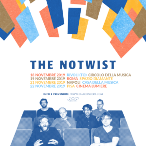 The Notwist: 4 date in Italia!