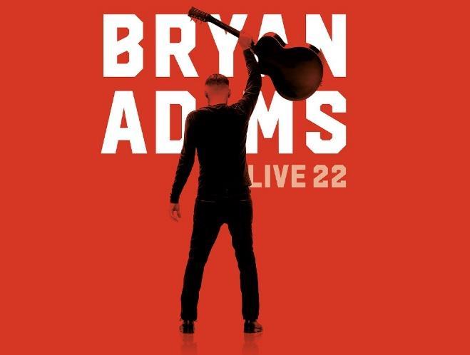 BRYAN ADAMS: dal vivo a Conegliano