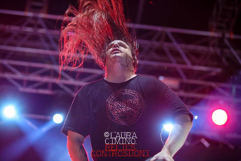 "CANNIBAL CORPSE: il video di ""Inhumane Harvest"" dal nuovo album in uscita ad aprile, ""Violence Unimagined"""