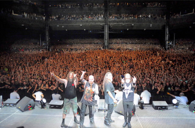 Slayer: il tour d'addio proseguirà anche nel 2019!