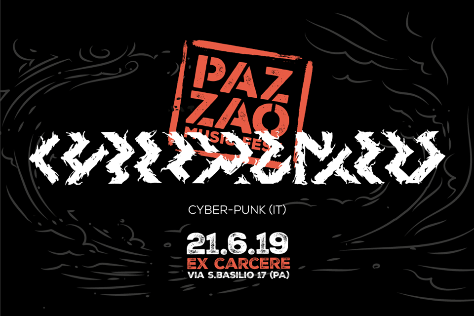Pazzao Music Fest: in cartellone i Cyberpunkers!