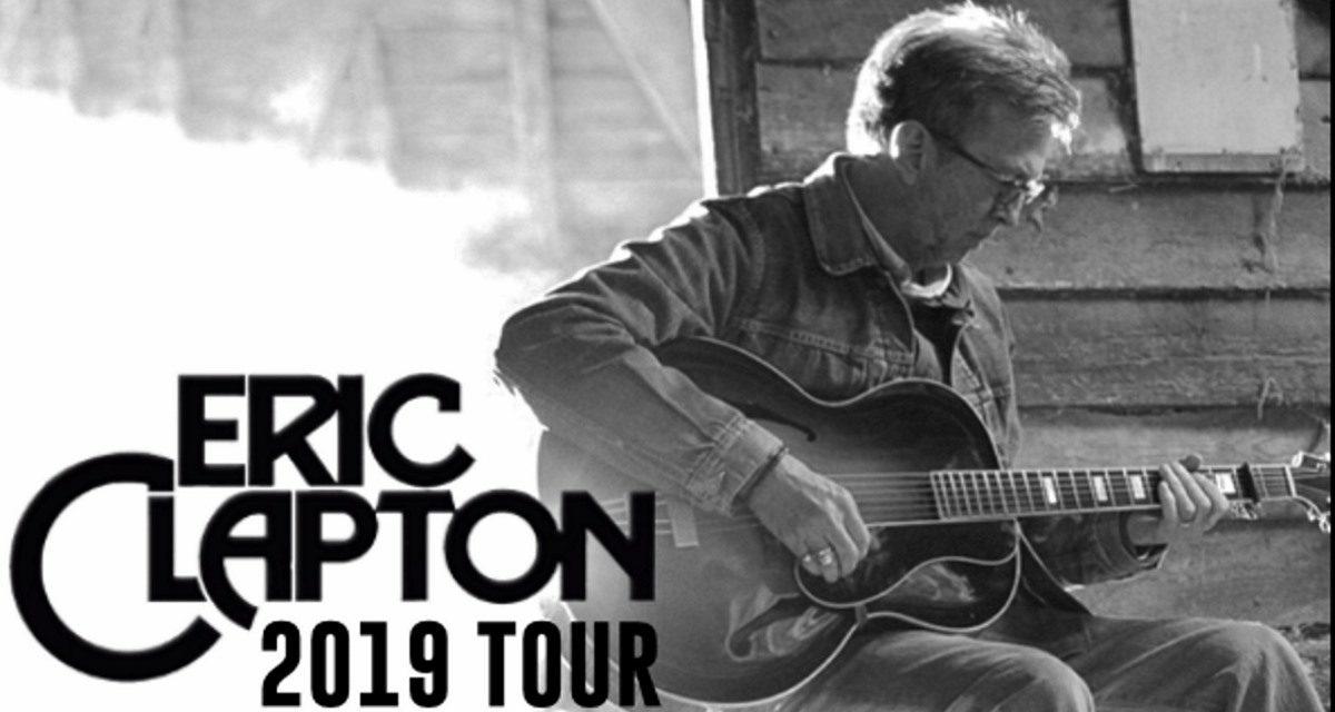 Eric Clapton @Mannheim, Germania (foto e testo di Paolo Guidone)