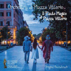 Orchestra di Piazza Vittorio - Il Flauto Magico di Piazza Vittorio (Original Soundtrack) [Vagabundos/Goodfellas, 2020] di Anna De Luca