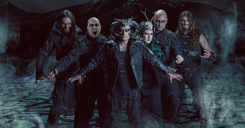 """Cradle Of Filth: una data a Parma per presentare tutto """"Cruelty And The Beast"""""""