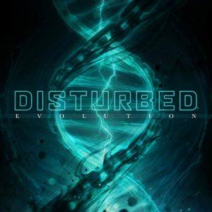 Disturbed - Evolution (Reprise Records, 2018) di Alessandro Magister